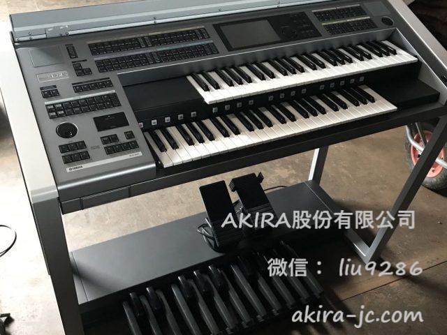 日本进口雅马哈双排键电子琴 ELS-02c