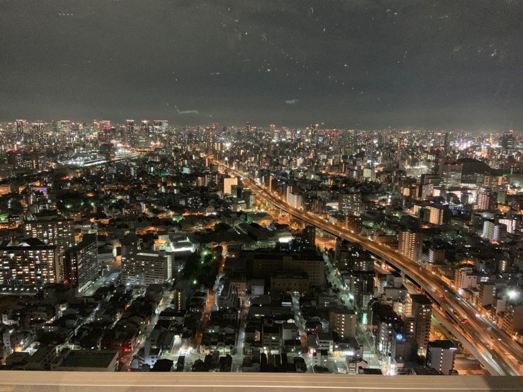日本大阪夜景餐厅🍴