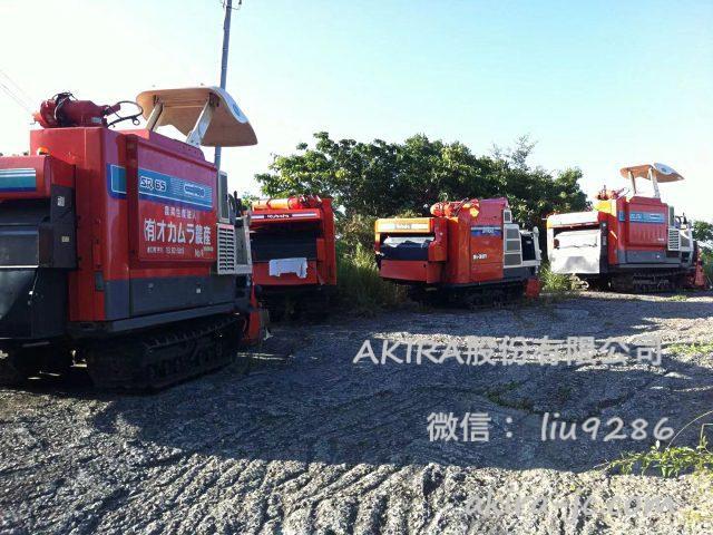日本二手久保田 的 水稻小麦联合收割机