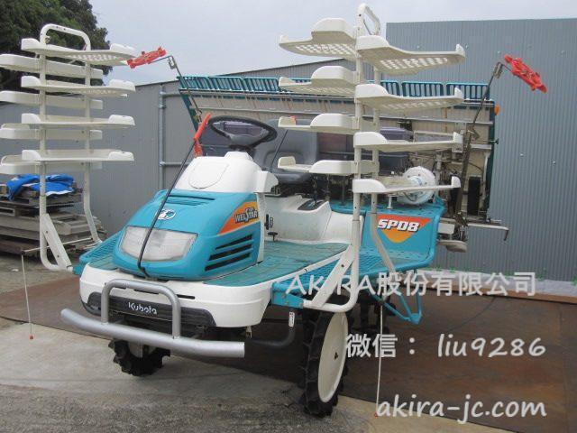 售:日本久保田插秧機
