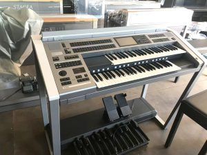 日本进口雅马哈双排键电子琴批发销售