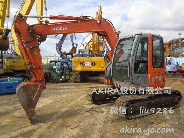 二手日立挖掘机 zx75us进货介绍【日本二手挖掘机批发销售供应商】