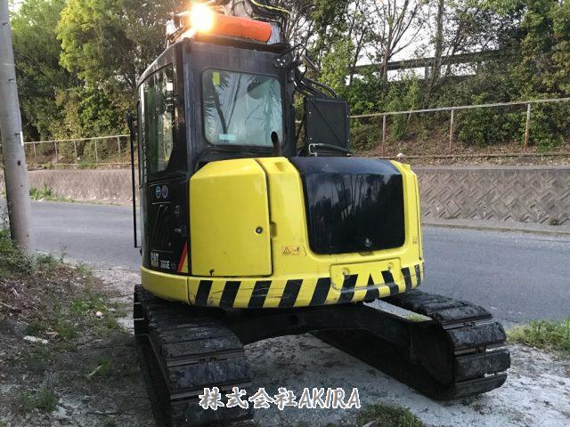 CAT308e二手挖掘机进货出口【日本二手挖掘机批发销售供应商】