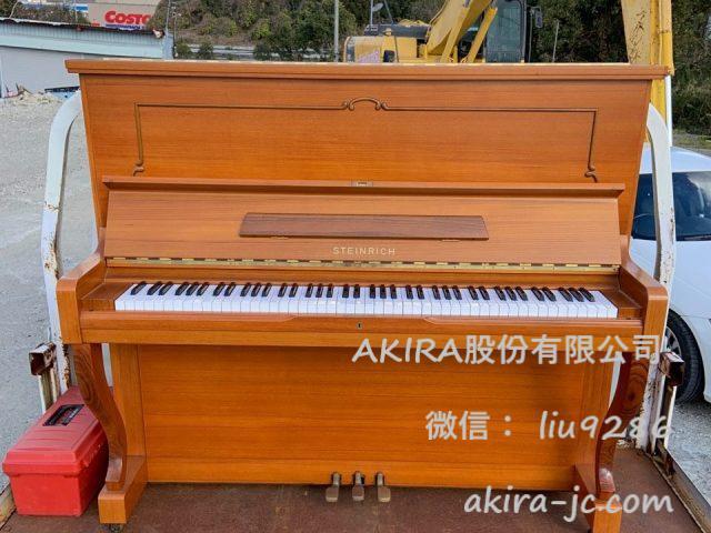 日本二线钢琴