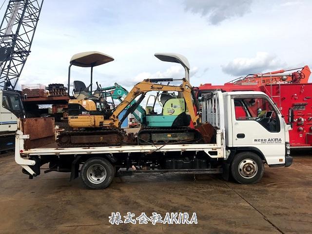 日本二手挖掘机进货批发销售