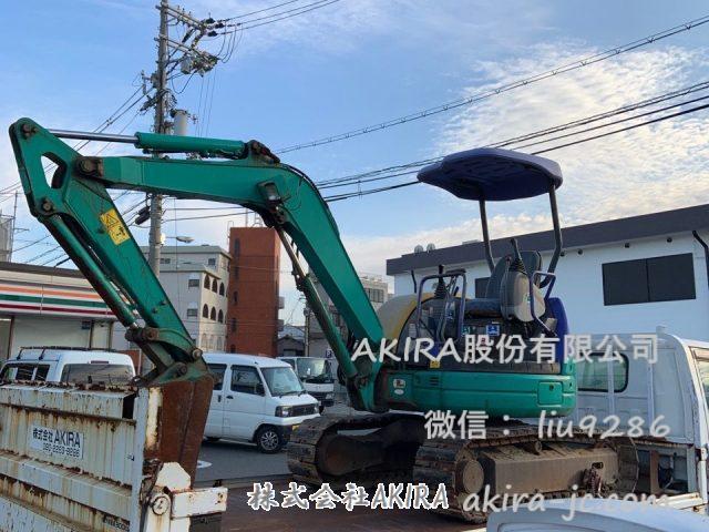 KOMATSU-PC30MR-1-16075采购进货介绍【日本二手挖沟机批发销售供应商】