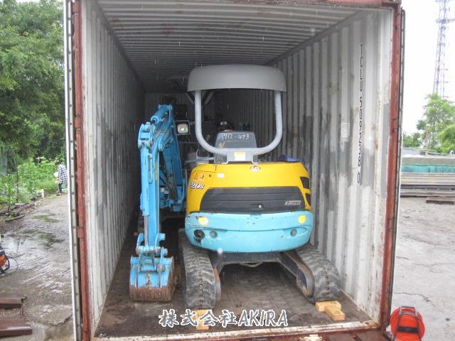 日本挖掘机出口批发销售