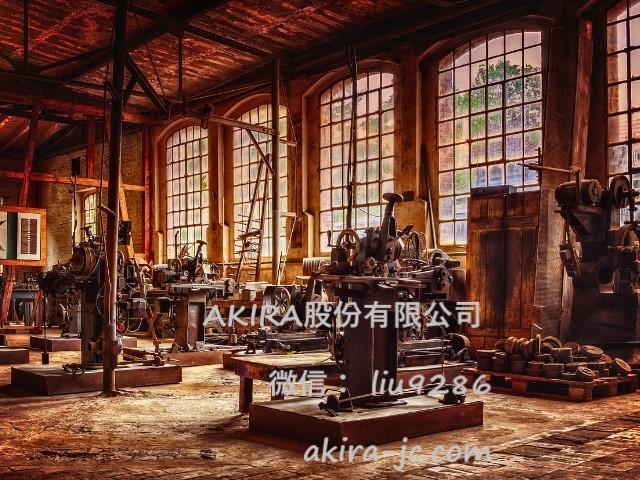 让中国品牌拯救日本制造工厂生产车间